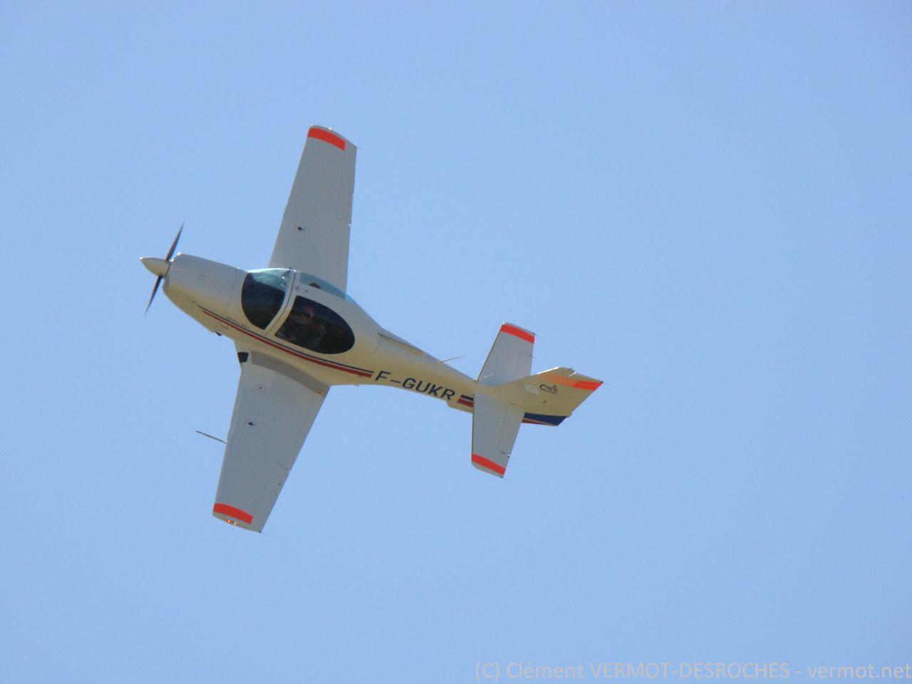 Le Grob 120 F-GUKR de l'Armée de l'Air